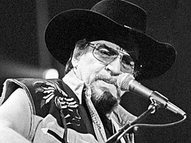 Waylon Jennings' last recordings, made with his son Shooter, have just been released.