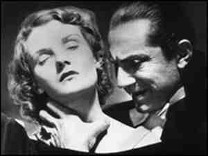 Bela Lugosi in 'Dracula,' 1931.