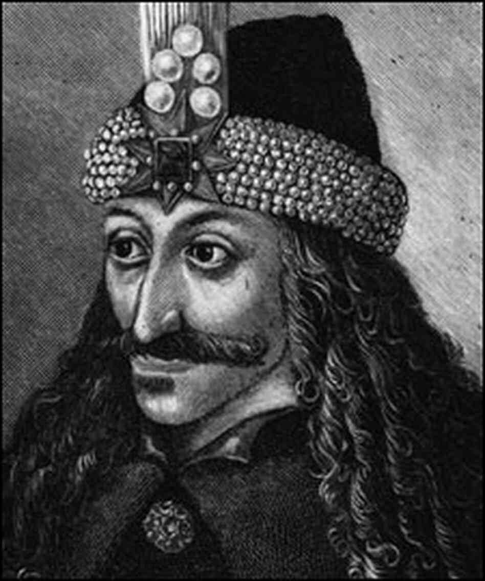 Vlad Tepes, Prince of Wallachia, c. 1450.