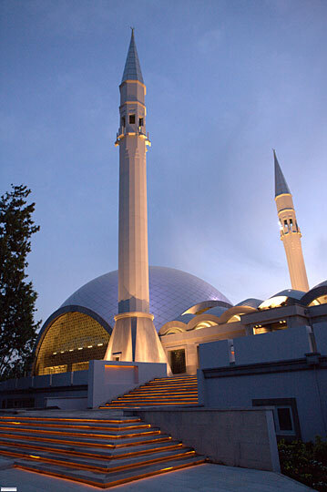 In Turkey, Mosque Gets A Woman's Touch : NPR