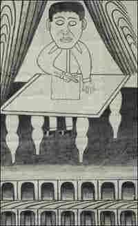 Untitled (Man at Desk)