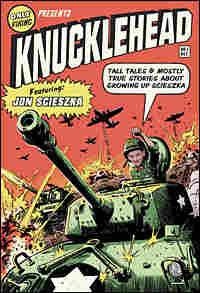 cover of Jon Scieszka's 'Knucklehead'