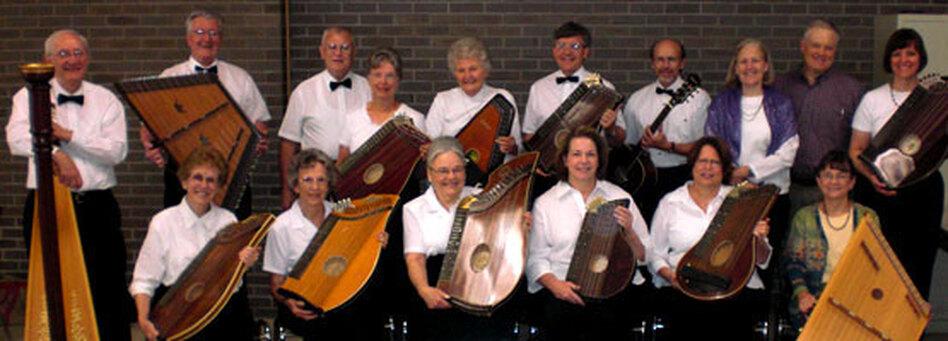 The Davenport Zither Ensemble.