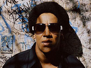 Tego Calderon is one of the top selling Reggaeton musicians.