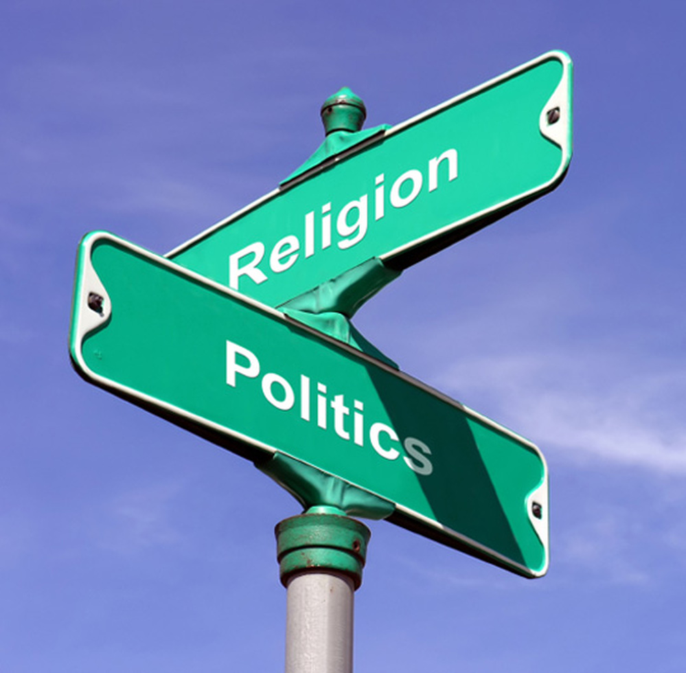 politics in the pulpit