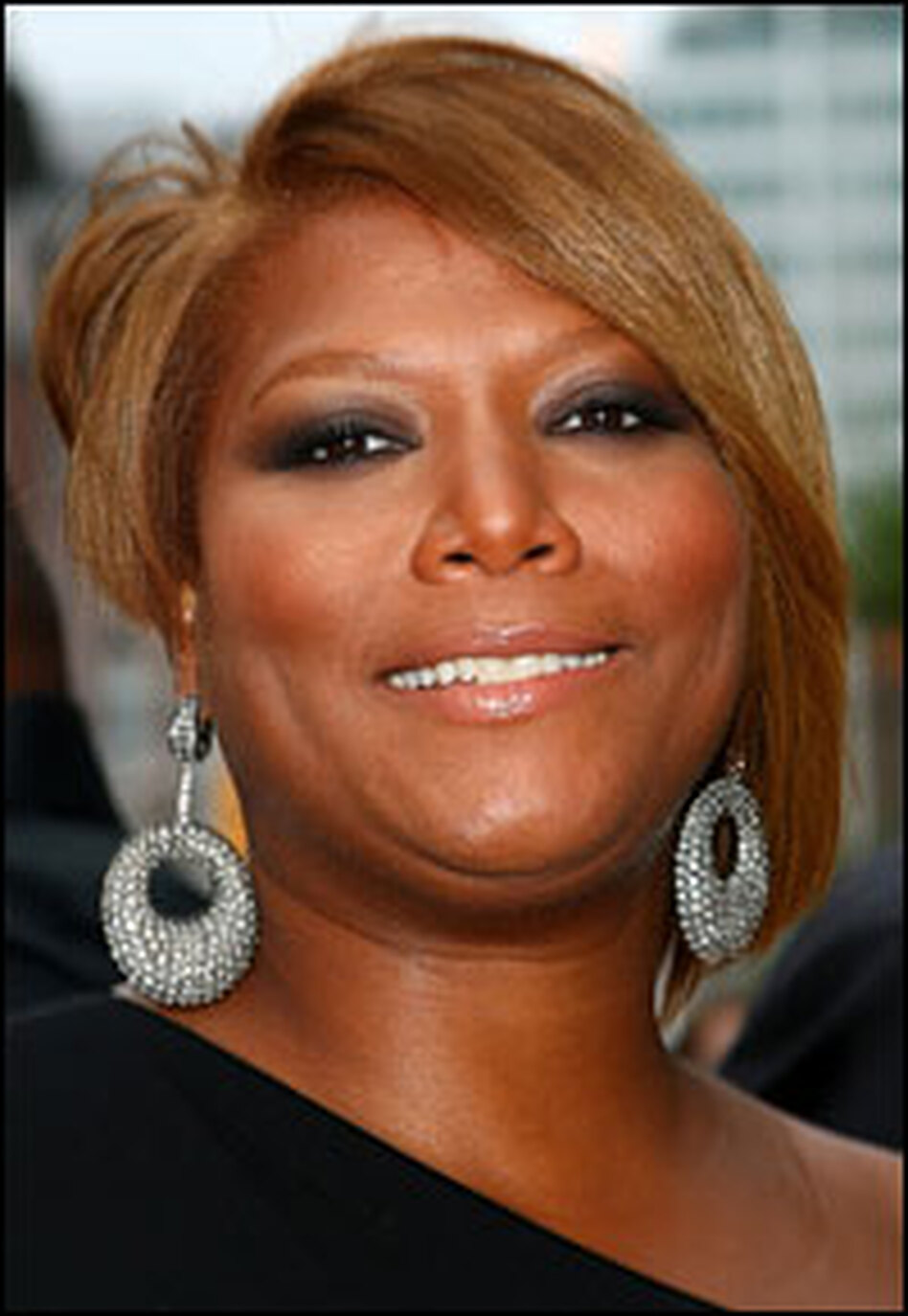 Queen Latifah arrives at the premiere of <em>The Secret Life of Bees</em> at the Toronto International Film Festival last month.