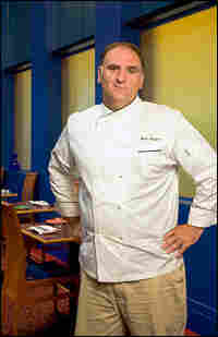 Celebrity chef Jose Andres
