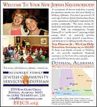 Advertisement to move to Dothan