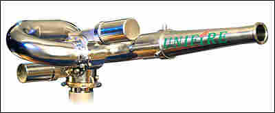 The Force 80 Water Cannon.