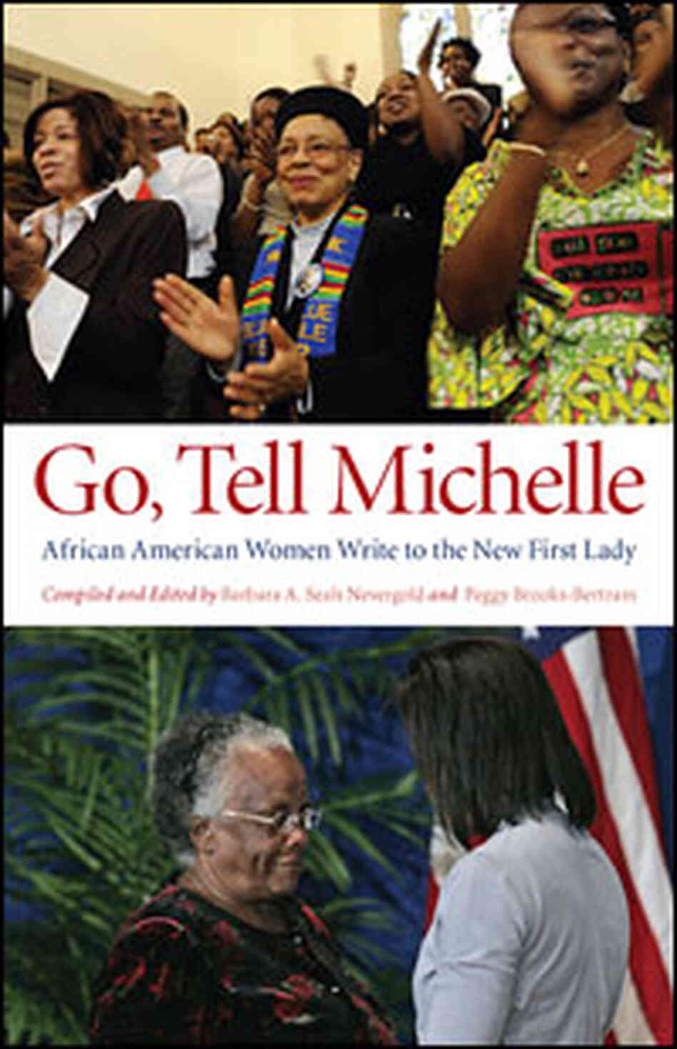 'Go, Tell Michelle' book cover