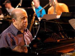 At Home In Paris With Pianist Martial Solal : NPR