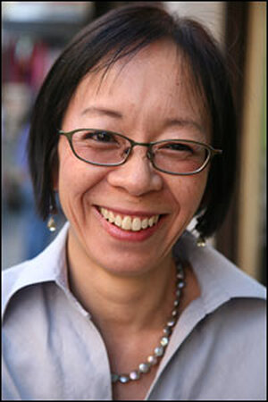 Food writer Grace Young