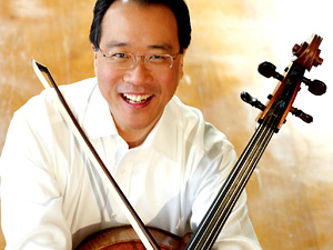 Yo-Yo Ma Contest winners
