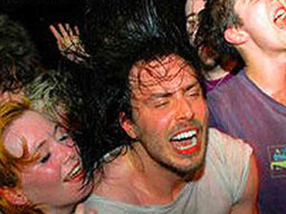 "Andrew W.K. (born Andrew Wilkes-Krier) is best known for songs like ""Party Hard"""
