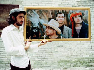 """Patrick Watson's song, """"Beijing,"""" features charming subtleties like bicycle spokes."""