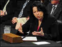 U.S. Supreme Court nominee Judge Sonia Sotomayor