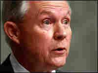 Ranking Republican Sen. Jeff Sessions (R-AL)
