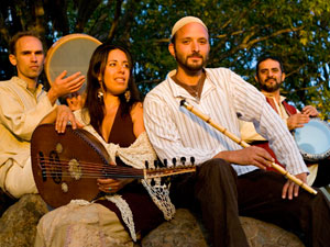 The Qadim Ensemble, led by multi-instrumentalist Eliyahu Sills, brings little-understood worlds of m