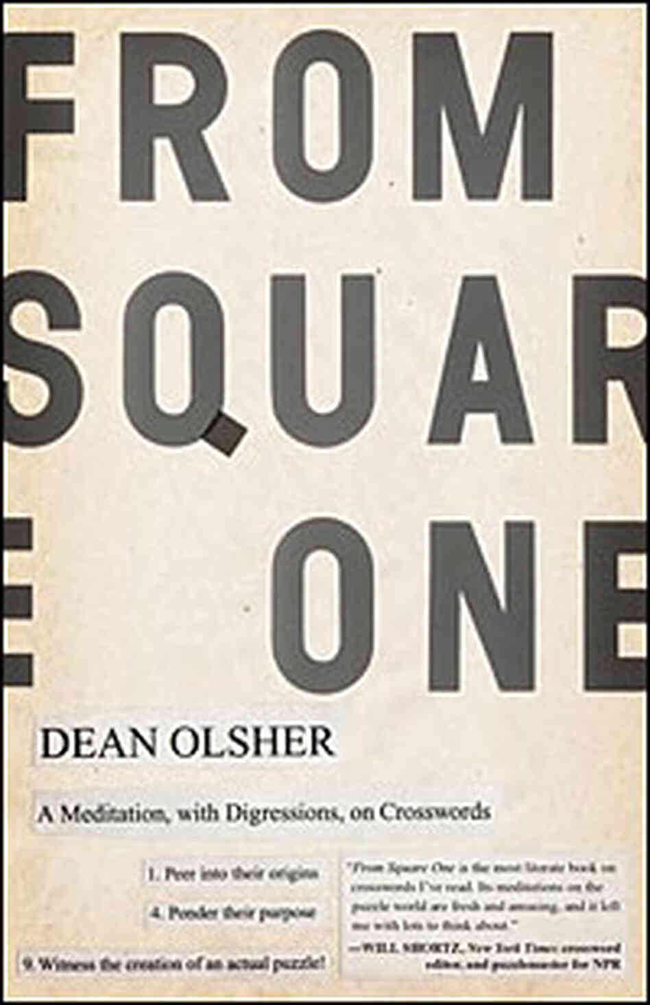 'From Square One' cover