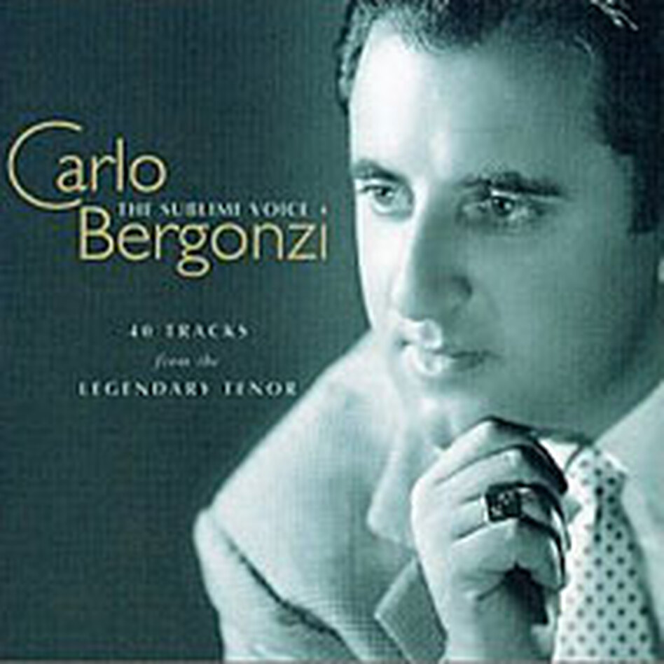 Carlo Bergonzi's 'The Sublime Voice'