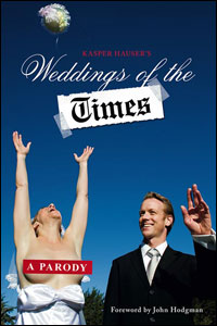 Book cover of Weddings of the Times