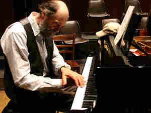 Composer Arvo Part