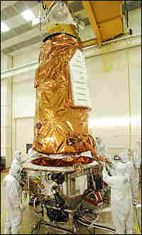 Kepler is scheduled to blast into space from Cape Canaveral Air Force Station, Fla.