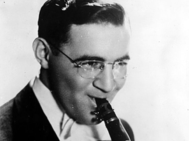 Benny Goodman would have been 100 on Saturday. (MPI/Hulton Archive/Getty Images)