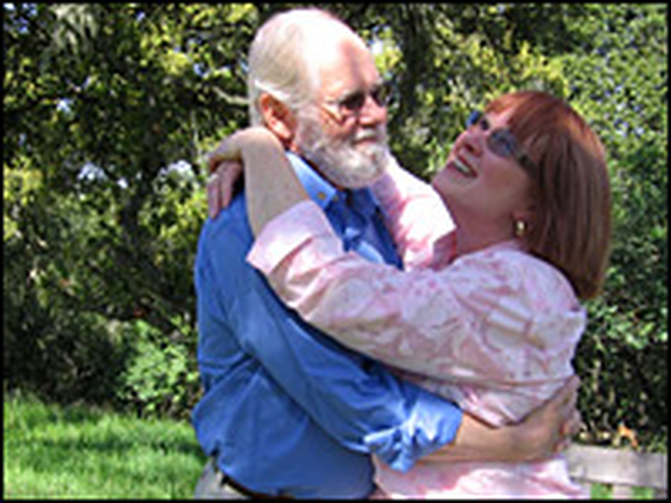 "J.D. and Teena Miller, who have been married for a decade, took part in the ""Love Study"" at the Institute of Noetic Sciences."