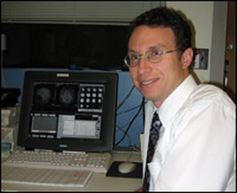 Andrew Newberg, a neuroscientist at the University of Pennsylvania