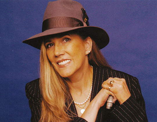 Singer-songwriter Pam Reynolds says she had a near-death experience during brain surgery in 1991.