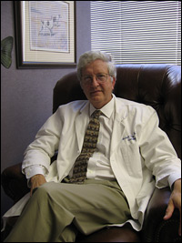 Michael Sabom, cardiologist in Atlanta who researches near-death experiences