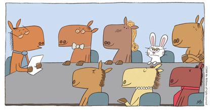 Mo Willems Cartoon 1