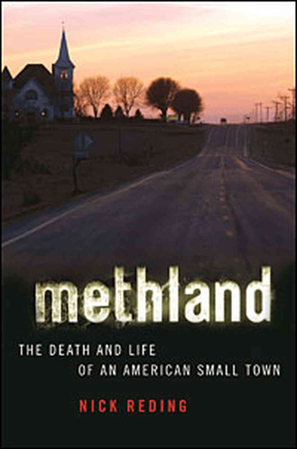 Cover: 'Methland'
