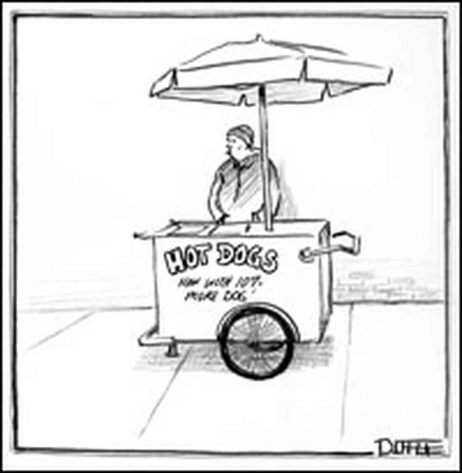The island of rejected cartoons npr for Diffee motor cars south
