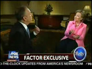 Clinton and O'Reilly