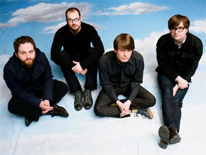 Death Cab For Cutie 300