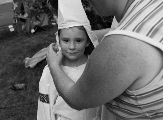 Young Klan Member