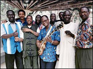 Senegal's Orchestra Baobab