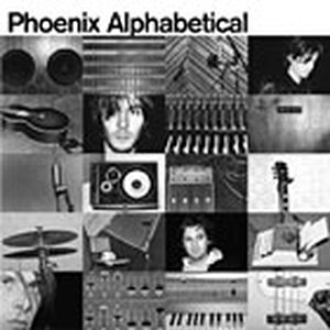 Cover for the Phoenix CD 'Alphabetical'