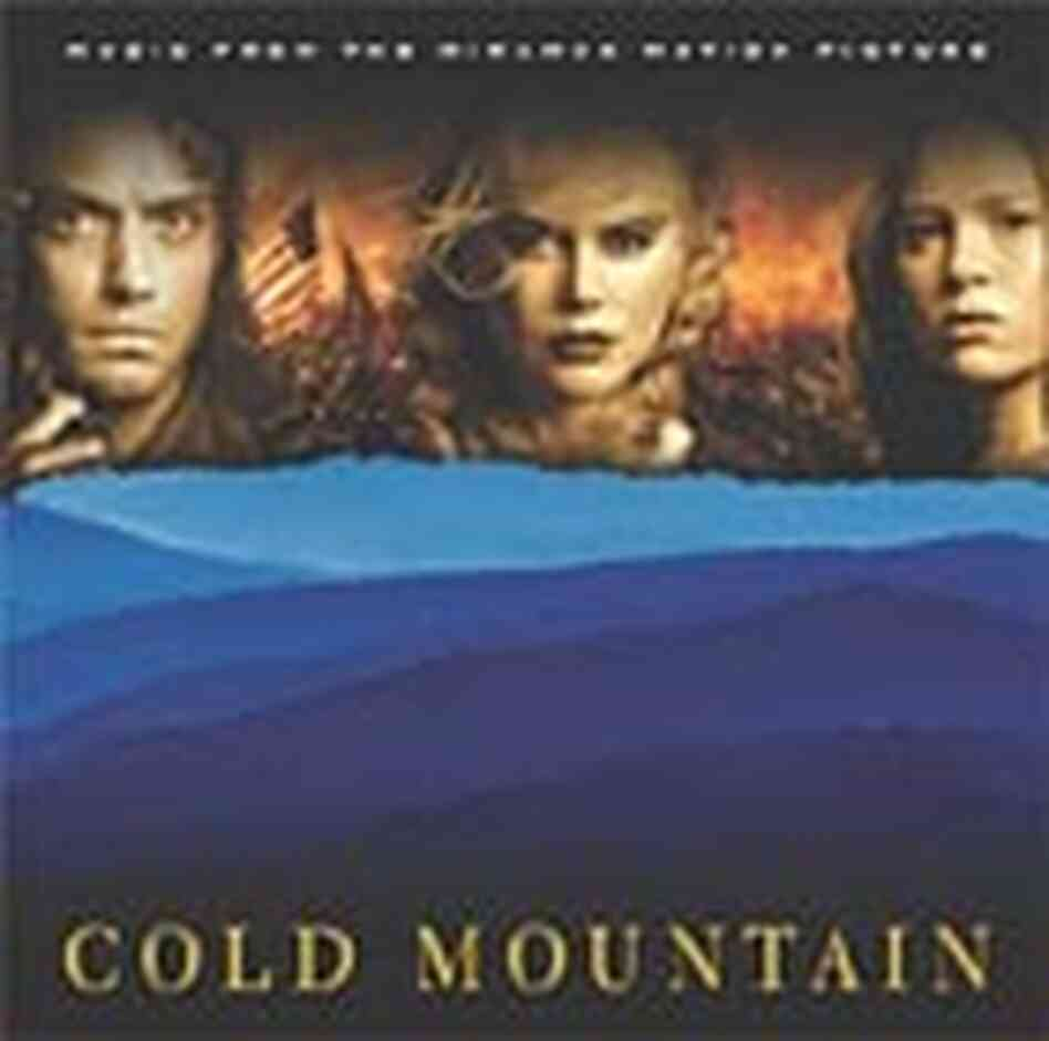 Cover for the 'Cold Mountain' soundtrack