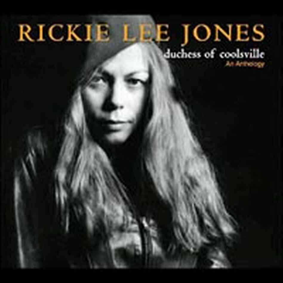 Cover for the three-CD Rickie Lee Jones anthology 'Duchess of Coolsville'
