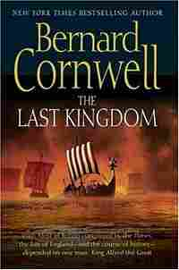 Cover of Bernard Cornwell's epic novel 'The Last Viking'