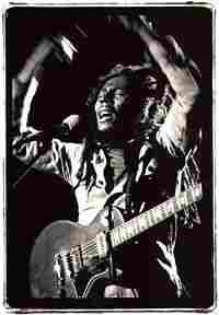 Bob Marley performs in San Diego, 1978.
