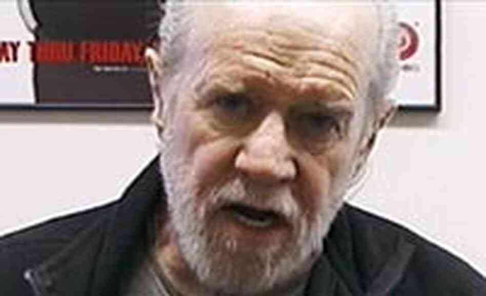 George Carlin shares his version of 'The Aristocrats' joke.