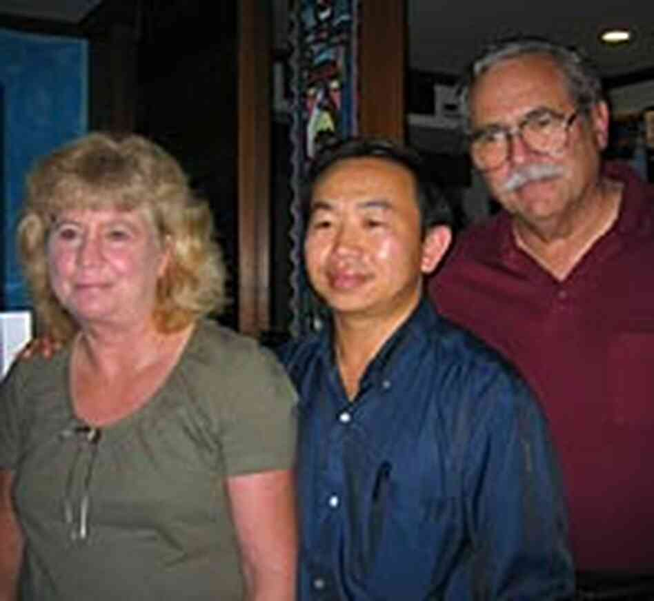 Margie Szendrey, Nhia Zhang Yang and Edward Szendrey