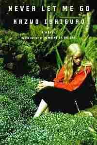 Cover of Ishiguro's novel 'Never Let Me Go'