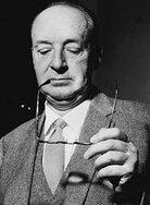 Vladimir Nabokov in Rome in 1959