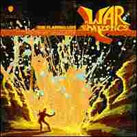 Cover for The Flaming Lips CD 'At War with the Mystics'