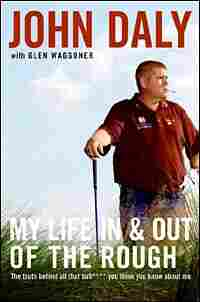 Cover for the John Daly memoir 'In and Out of the Rough'